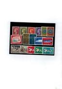 Luxembourg Series De Timbres Neuves Sans Charnire Entre 1958-1960