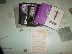 Kapellen 20 Oude Prentjes - Images Religieuses