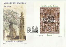 ESPANA FDC 1998