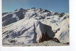 S3092 Postcard:Depuls Le Mont Corbier Vue Sur Le Glacier De L'etendard  _ NOT WRITED - Other Municipalities