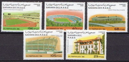 Western Sahara MNH Set, Non-official Issue!