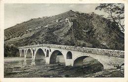 Albania Berat - Le Pont Et Le Chateau Antique