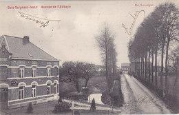 Bois-Seigneur-Isaac - Avenue De L'Abbaye (1908, Ancien Cafe) - Eigenbrakel