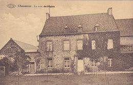 Chaumont - La Cure De L'Eglise (Préaux, Edit Brien-Mattart) - Chaumont-Gistoux