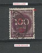 1923  N° 243 FILIG B DOS GOMME  CHARNIERE DESCRIPTION