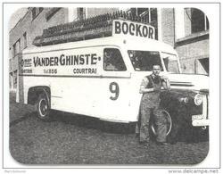 Bockor. Omer Vander Ghinste. Kortrijk - Courtrai. Oude Vrachtwagen. Oldtimer. Ancien Camion. - Sous-bocks