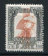 LIBYEE- Colonie Italienne- Y&T N°59- Neuf Avec Charnière * - Libya