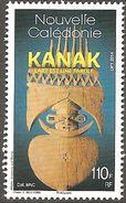 Neukaledonien Nouvelle Caledonie 2014 L'Art Kanak Kanakische Kunst Michel No. 1644 MNH Postfr. Neuf