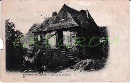 19 : ST CERNIN DE LARCHE Maison De FOURNET