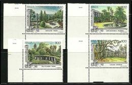 ITALIA Rep. 1997 - PATRIMONIO 28° - N. 2293 / 96 **  Serie Compl. - Cat. 4,40 €  - Lotto N. 4892