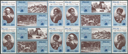 Palau 1983. Michel #29/36 MNH/Luxe. 200th Anniversary Of The Landing Of Captain Wilson On Palau. (Ts15)