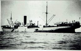 Ship Photo Steam Merchant Sitoebondo Rotterdam Lloyd - Boats