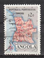 Angola - 382 Obl.