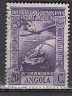 Angola - Poste Aérienne 2 Obl.