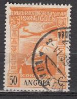Angola - Poste Aérienne 3 Obl.