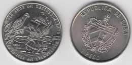 1994-MN-108 CUBA 1$ 1994. ISLA DEL EVANGELISTA. DESCUBRIMIENTO ISLA DE PINOS. UNC. CU-NI - Cuba