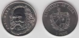 2002-MN-105 CUBA 1$ 2002 COMUNIST KARL ENGELS GERMANY. UNC. CU-NI - Cuba