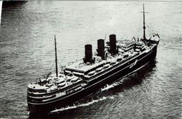 Steam Ship Photo SS Naldera Peninsular & Oriental Steam Navigation Co P&O - Boats