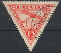 Latvija / 1931 / Mi.: 178 A / Perf.: 11½ / Wm.: 5Z Horizontal / Used