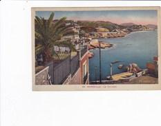 CPA Marseille, La Corniche (pk33947)