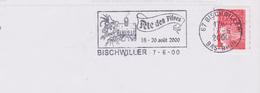 Cultures Folklore : Flamme Bischwiller (Bas Rhin) Fête Des Fifres 18-20 Août 2000