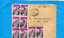 MARCOPHILIE-lettre-MADAGASCAR->Françe-cad Perlé Hexagonal  Ampasinambo 1970-8 -stamp N° 432 Cathédrale  Tananarive