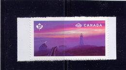 CANADA 2015, 2841   Canada Weather Phenomena  Single From Bklet, CANADA' MORNING FOG   Lighthouse  Mnh - Carnets