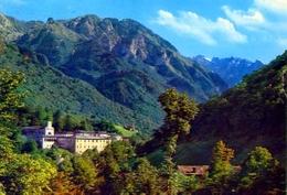 Certosa Di Pesio - Valle Pesio - Panorama - Cuneo - 29 - Formato Grande Viaggiata – E1 - Cuneo