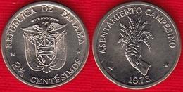 Panama 2 1/2 Centesimos 1973 Km#32 FAO UNC - Panama