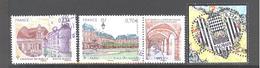 France Oblitérés (Château Du Pailly - N°5055 & Coeur De Balmain à 0,73 €) (Cachet Rond)
