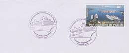 Bateaux : Papeete (Polynésie Française) 50è Anniv Du Port Autonome (27 Janvier 2012)