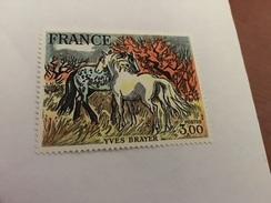 France   'Chevaux De Camargue'  Mnh  1978