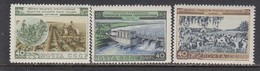 USSR 1954 - Agriculture In USSR, Mi-Nr. 1718/20, MNH**