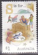 2016. AUSTRALIAN DECIMAL. Fair Dinkum Aussie Alphabet. $1. S. Is For Surfing. FU.