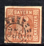 T78 - BAYERN  , Il 6 Kreutzer  Usato