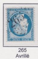 GC 265 Sur 60 - Avrille (79 Vendee)