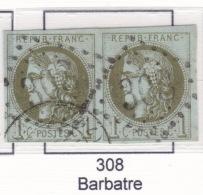 GC 308 Sur 39 Paire - Barbatre (79 Vendee)