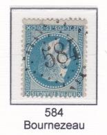 GC 584 Sur 29 - Bournezeau (79 Vendee)