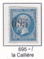 GC 695-1 Sur 22 - La Caillere (79 Vendee)