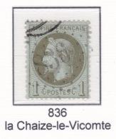 GC 836 Sur 25 - La Chaize-le-Vicomte (79 Vendee)