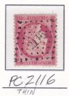 PC Du GC 2116 Sur 57 (petite Clair) - Lucon (79 Vendee)