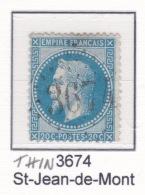 GC 3674 Sur 29 (clair) - St-Jean-de-Mont (79 Vendee)