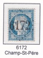 GC 6172 Sur 60 - Champ-St-Pere (79 Vendee)