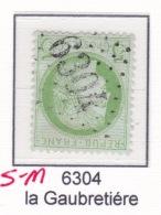 GC 6304 (signe) Sur 53 - La Gaubretiere (79 Vendee)