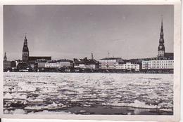 Foto Riga - Düna - Panorama - 1940 - 8*6cm (27589) - Orte