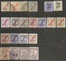 Cabo Verde Kapverdisch Insel 1911-1923 30+ Stamps Unused/cancelled