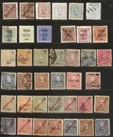 Congo Portuguesa - Angola - Cabinda 1894-1911, 39 Stamps  Unused/cancelled
