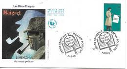 PARIS  Commissaire De Police Jules Maigret  5/10/96