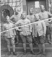 1916 - 1919 / CARTE PHOTO / 307e RI ( ANGOULEME ) / 307e REGIMENT D' INFANTERIE