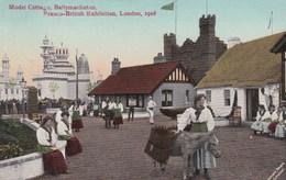 FRANCO-BRITISH 1908. BALLYMACLINTON - MODEL COTTAGE - Exhibitions